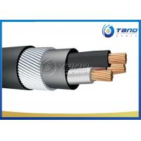 Buy cheap SWA Armoured XLPE Power Cable 3 x 2.5mm2 Compacted Copper Wire Conductor product