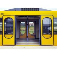 Buy cheap Double Rotary Pneumatic Bus Door Top Mounted Outswing For Airport Shuttle Bus product