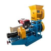 Buy cheap Dry Type Fish Pellet Machine , Full Automatic Fish Feed Machine product