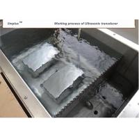 Buy cheap 900W Power Separate Immersible Ultrasonic Transducer Box Degrease for Car Parts Clean product