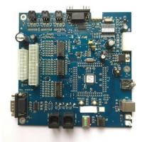 Buy cheap Blue Solder Mask OEM Turnkey PCB Assembly with Blue solder mask PCBA product