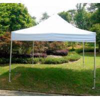 Buy cheap White Backyard Gazebo Tent UV Resistant For Beach / Backyard Camping Parties product