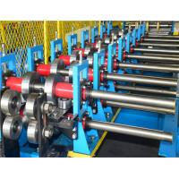 Buy cheap Plc Control System Cable Tray Roll Forming Machine 8 To12 M / Min Speed product