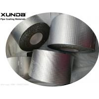Buy cheap Butyl Rubber Waterproof Sealing Self Adhesive Tape With Alu , PP Or PE Backing Materials product