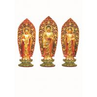 China antique polyresin buddha/ polyresin antique buddha figurine on sale