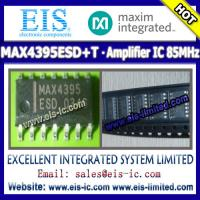 China MAX4395ESD+T - MAXIM - IC OP AMP 85MHZ R-R 14-SOIC - sales009@eis-ic.com on sale
