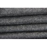 Buy cheap Detailed Light Line Style Stretch Knitted Wool Fabric For Garment product