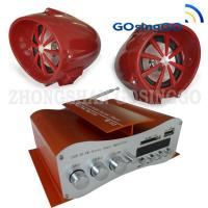 Buy cheap 12v usb/sd car audio amplifier product