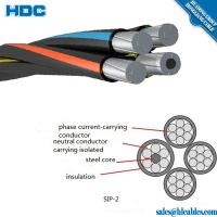 Buy cheap 1kv aluminum conductor XLPE insulated 4*70mm2 ABC Cable product