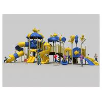 Buy cheap Funny School Customized Size Childrens Play Slide , Outdoor Play Slide product