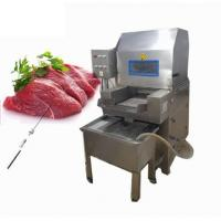 Buy cheap Automation Industrial Meat Processing Machine Saline Injection Machine product