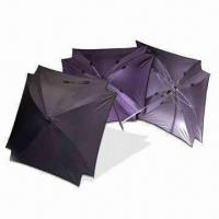 China Stroller Umbrellas with Adjustable Redirector, UV-resistant Fabric and Anti UV+50 on sale