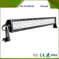 Buy cheap Flood Bar Truck Boat Offroad 4WD Vs Aurora LED 120W CREE LED Work Light Bar product
