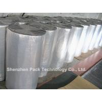 The incoming sample custom bubble radiant barrier foil for Basement blanket insulation for sale