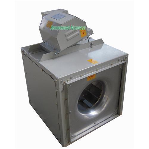 Galvanized Steel Ingot Distributor Belarus: Inline Centrifugal Fan (Belt Drive Type)