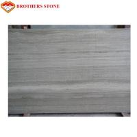 Buy cheap Direct Supply Crystal Wood Grain Marble Stone Slabs Standard Or Customized Size product