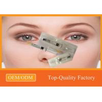 China 1ml - 3ml Sodium Hyaluronic Acid Injection / Hyaluronic Acid Gel For Eye Surgery Viscoelastic on sale