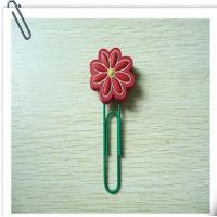Buy cheap Custom 2d,3d or full printing Pvc. rubber material bookmarks rubber product from wholesalers
