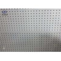 Buy cheap Aluminum Round Hole Micro Perforated Sheet Metal Mesh for Electronic Enclosures product