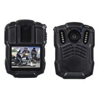 Quality 4G 3G WiFi Bluetooth Body Camera For Police Officers , GPS GPS Waterproof HD 1080P 16M for sale