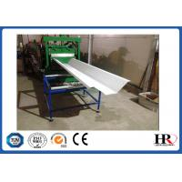 Buy cheap Galvanized Sheet Metal Stud And Track Roll Forming Machine With Fast Speed product