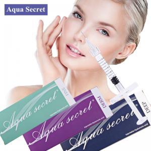 Buy cheap Aqua Secret CE ISO Certified Hyaluronic Acid Dermal Filler product