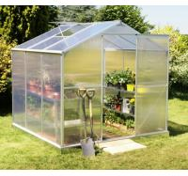 Diy Portable Greenhouse : Small portable polytunnel diy greenhouse eco friendly