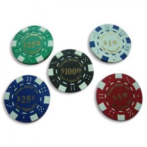 2012 Poker NM Custom Chips