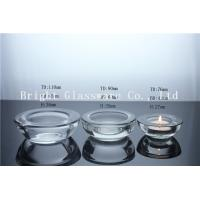 Buy cheap decorating glass candle holders Wholesale product