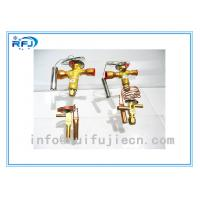 Buy cheap R134a Thermostatic  Expansion Valves Brass R22/R404A/R507 CE/ROHS/FCC/SGS  TEB2 TEX TX2 068Z3206 Tex2  068Z3229 product