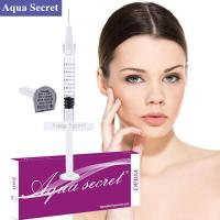 Buy cheap Top Quality Cross-linked injectable facial dermal filler for facial wrinkles from wholesalers