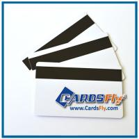 Buy cheap blank magnetic cards product