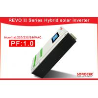 Buy cheap 5000W Output Power Hybrid Solar Inverter With Battery Dust Proof from wholesalers
