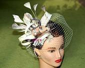 Buy cheap sinamay headpiece base product