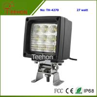Buy cheap 27W Square LED Working Lighting for Forklifts, Tractors and Agricultural Vehicles product
