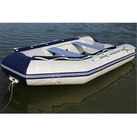 Buy cheap 2.3m Inflatable Fishing Boats With Air Deck , Lightweight Rigid Inflatable Boat product