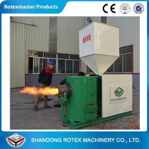 China YGF-180 5.25kw Biomass Pellet Burner / Wood pellets burner for gas boiler use on sale