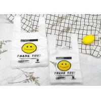 Buy cheap Compostable Plastic Merchandise Bags  Custom Plastic Grocery Bags 11 Micron - 200 Micron product