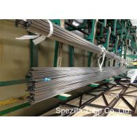 Buy cheap Heat Exchanger Seamless Stainless Steel Tube , ASME SA213 TP304L Seamless Boiler Tubes from Wholesalers