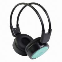 Buy cheap Wireless Stereo Headphones with FR 20 to 20kHz Supports FM Radio and USB2.1 product