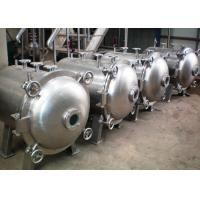 Buy cheap YZG Series Round Industrial Vacuum Dryer , Lab Vacuum Oven Dryer With Solvent Recovery product