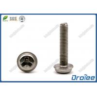 Buy cheap A2/A4 Stainless Steel Tri Wing Tamper Resistant Screw product
