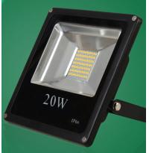 Buy cheap 30W led flood light SDM5630 led 0.95 PFC 100LM/W high efficiency ultra thin design product