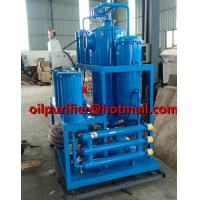 Buy cheap Vacuum Turbine Oil Hydraulic Oil Cleaning Equipment Turbine Oil Purification plant treatment with Durable Centrifuge product
