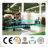 Buy cheap Automatic Welding Machine Revolving Table / Floor Turntable Positioner product