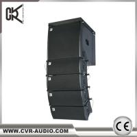 Buy cheap indoor party , outdoor show , mini 8 inch line array with 15 inch subwoofer speaker product