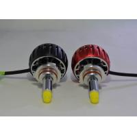 Buy cheap High Lumen 4000lm 9005 LED Headlight Bulb For Car LED Front Lights Black / Red product