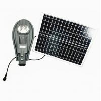 Buy cheap 100W Solar Powered LED Street Lights HKV-AX03-100-1 With Battery Backup product