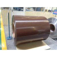 Buy cheap PVDF Color Coated Aluminum Coil High Flexibility Thickness 0.20-2.00mm product