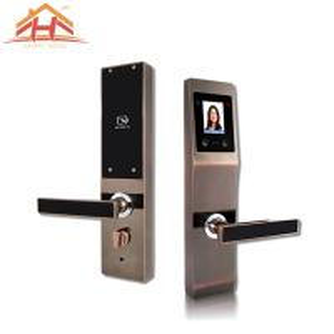 Buy cheap Face And Fingerprint Keyless Entry Door Locks from wholesalers